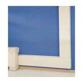 Pwhs Cozy Hi Efficient Direct Vent Wall Furnace 5 Vent Enclosure Kit Heve5