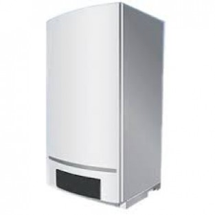 Bosch Buderus GB162-100 (Natural Gas) Residential 333,000 BTU Gas-Fired Wall-Hung Condensing Boiler for Space Heating