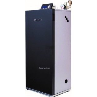 Bosch Buderus SSB120 (Natural Gas/Propane) Residential Gas-Fired Floor-Standing Condensing Boiler for Space Heating