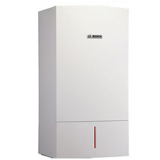 Bosch Greenstar 151 (Natural Gas/Propane) Residential 151,600 BTU Gas-Fired Wall-Hung Condensing Boiler for Space Heating