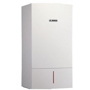 Bosch Greenstar Combi 131 (Natural Gas/Propane) Residential 131,900 BTU Gas-Fired Wall-Hung Condensing Boiler for Space Heating and Domestic Hot Water (DHW)