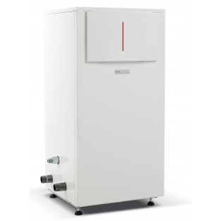 Bosch Greenstar Gas-Fired Floor-Standing FS 131 (Natural Gas/Propane) Residential 131,900 BTU Condensing Boiler for Space Heating