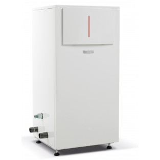 Bosch Greenstar Gas-Fired Floor-Standing FS 151 (Natural Gas/Propane) Residential 151,600 BTU Condensing Boiler for Space Heating