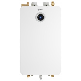 Bosch Greentherm T 9900 SE 199 NG / LP Whole-House Tankless Water Heater with Built-in Recirculation Pump