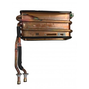 Bosch Therm 940ES / 830ES Heat Exchanger #8738701985 (8705406422)