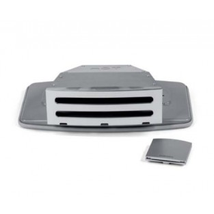Bosch Therm Outdoor Vent Kit (Gray) - BTOK (7709003913)