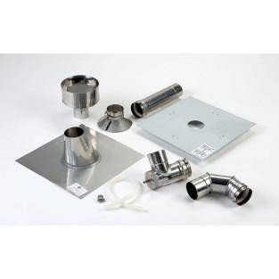 Bosch Therm Vertical Vent Kit (ES VVT) Steep
