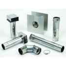 Bosch AquaStar Horizontal Vent Kit (AQ3ES)