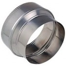 "Z-Flex 4"" to 3"" Stainless Steel Reducer (2RD4R3X)"