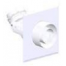 "Z-Flex Z-Dens 3"" Flexible Base to Concentric - Ventilated Chimney Air (2ZDFBC335)"