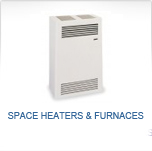 Space Heaters & Furnaces