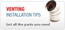 Venting Installation Tips