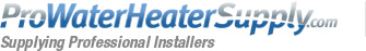 Pro Water Heater Supply specializes in Bosch tankless water heaters, Z-Flex stainless steel venting and wholesale products for professional installers.