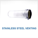 Stainless Steel Venting